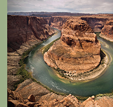 River and canyon