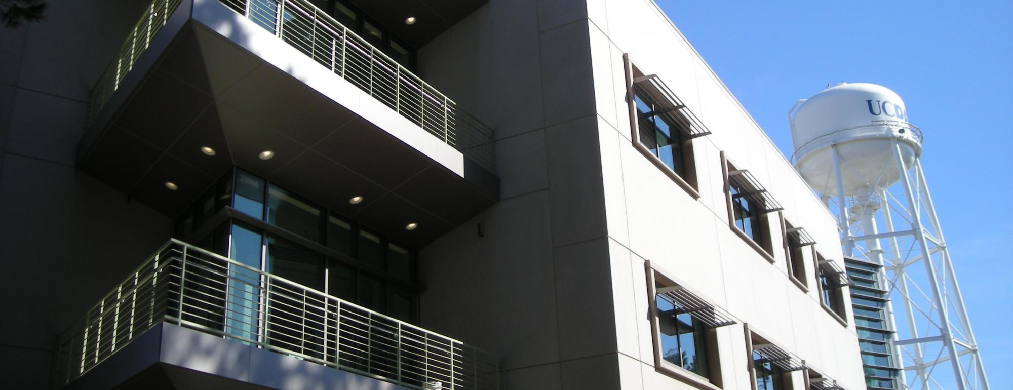 Earth and Physical Sciences Building