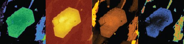 MIcroprobe images